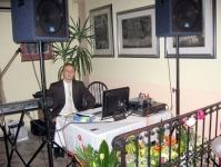 Wesele - DJ Częstochowa - stanowisko