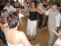 DJ na wesele Częstochowa - taniec w kółku