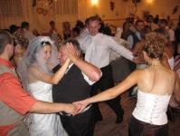 DJ Częstochowa - taniec z Panną Młodą