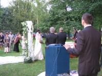 DJ Częstochowa - wesele na zewnątrz