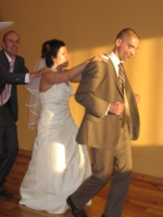 DJ na wesele Częstochowa - pociąg - zabawa weselna