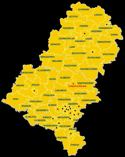 Prowadzę wesela w wielu miejscowościach na terenie województw: śląskiego, opolskiego i części woj. łódzkiego (Częstochowa, Katowice, Tychy, Zawiercie, Opole, Nysa, Wieluń, Radomsko)