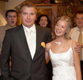 DJ na wesele - Dorota i Marcin