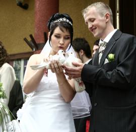 DJ na wesele - Monika i Marcin